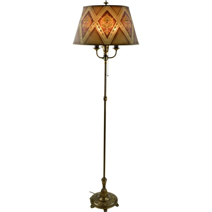 17 best rembrandt lamp shades images on pinterest rembrandt vintage rembrandt floor lamp mesh shade keyboard keysfo Gallery