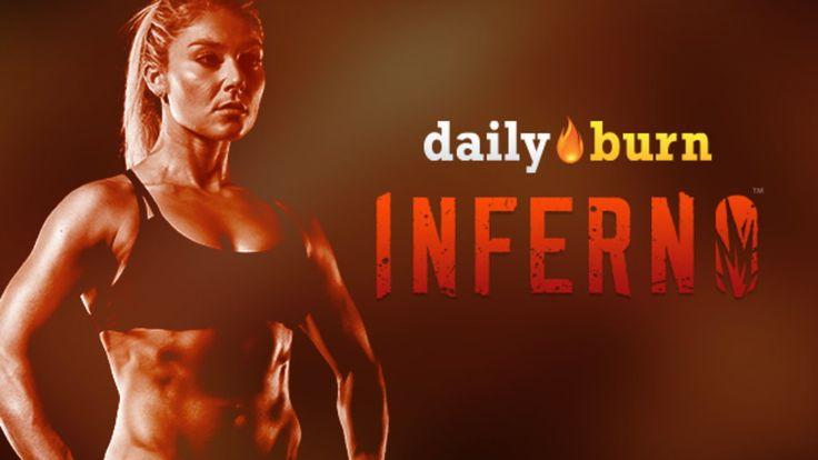 Daily Burn. Inferno Episode