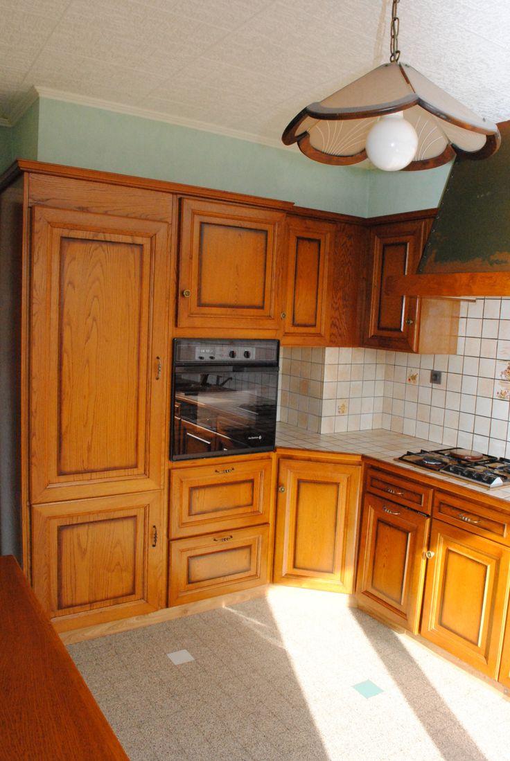 les 13 meilleures images propos de cuisine repeinte sur. Black Bedroom Furniture Sets. Home Design Ideas