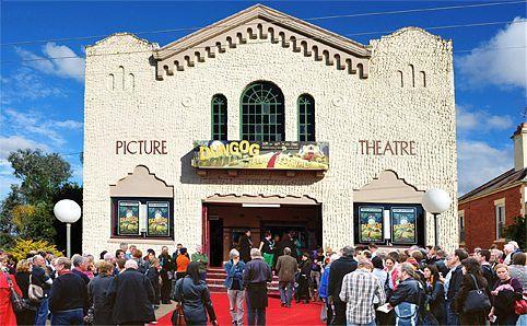 The James Theatre Dungog is the oldest purpose-built cinema still operating in Australia! http://www.jamestheatre.com.au/