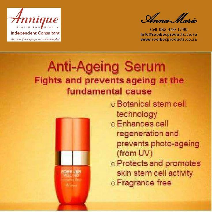 Annique Anti-aging serum with rooibos