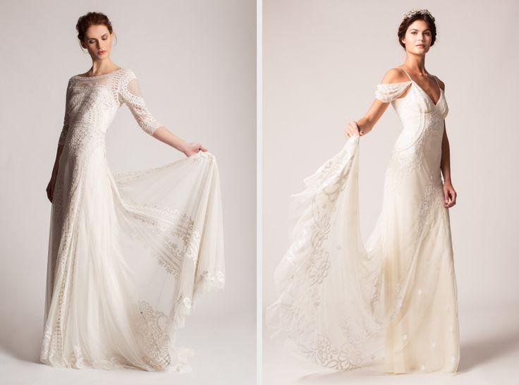 Temperley London Destination wedding proof wedding dresses Perfecte trouwjurken voor als je gaat trouwen in het buitenland Jurk, trouwjurk, bruidsjurk, dress