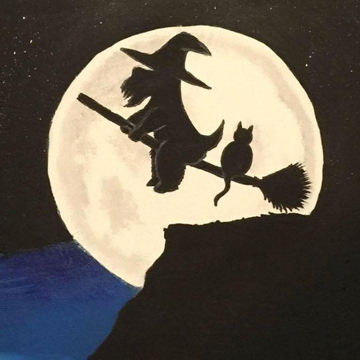 Schnauzer noche de brujas