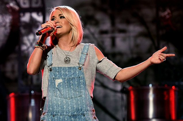 Carrie Underwood Will Rework 'Somethin' Bad' For New 'Sunday Night Football' Theme      Elias Leight   Elias Leight              NBC will premiere a fresh th...