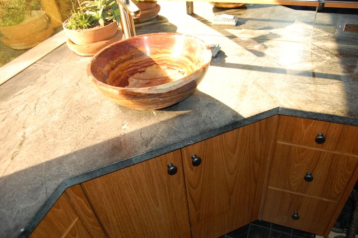 Soapstone Vessel Sink : Soapstone Werks\\ Soapstone counter tops and vessel Sink