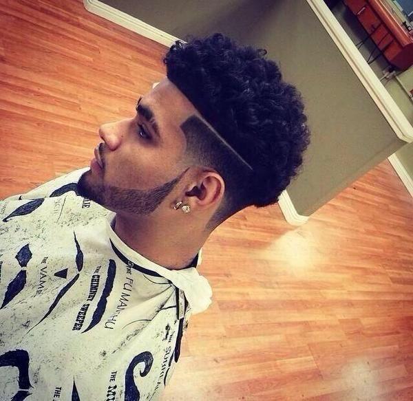 Penteado Master - #cabelo #cacheado #masculino