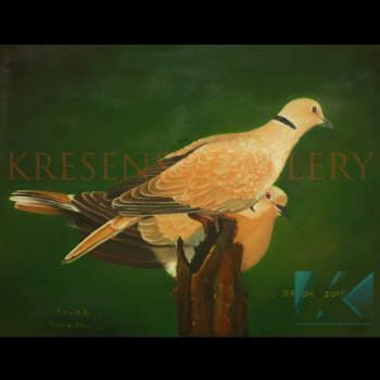 """Kesetiaan"" #Creative #Art in #painting @Touchtalent http://bit.ly/Touchtalent-p"