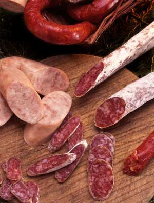 The best embutits in Catalunya are said to be from Vic, a market town in the mountainous zone about 60 km north of Barcelona / Embotits del país barcelona · optica manresa · optica barcelona · manresa barcelona · manresa ·