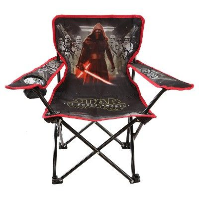 Star Wars Kids Folding Camp Chair,