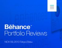 Behance Japan - Portfolio Review #4