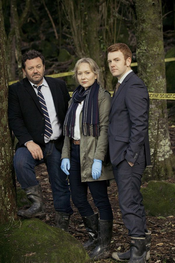Why are TV crime dramas popular?