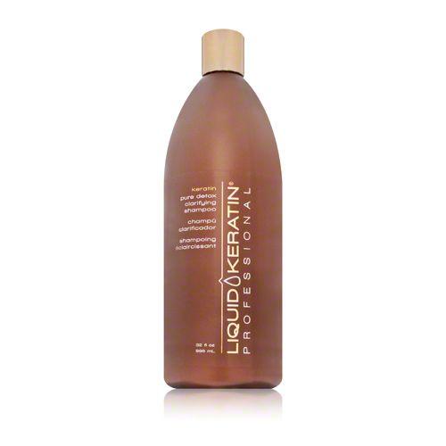 Liquid Keratin Professional Keratin Pure Detox Clarifying Shampoo
