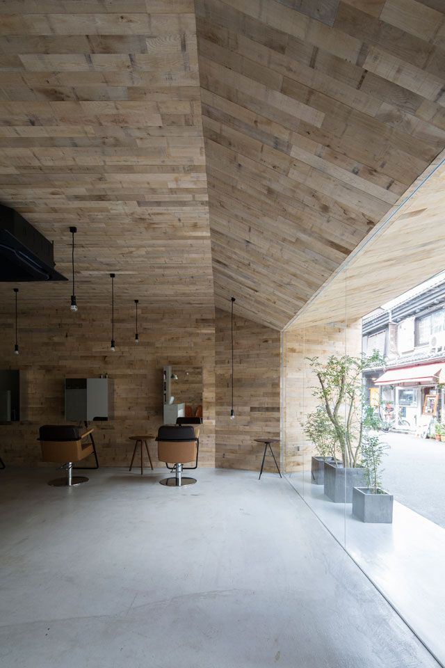 Mook / Okuwada Architects Office