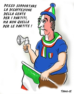 Delusione dell'Italiano medio by Tomas