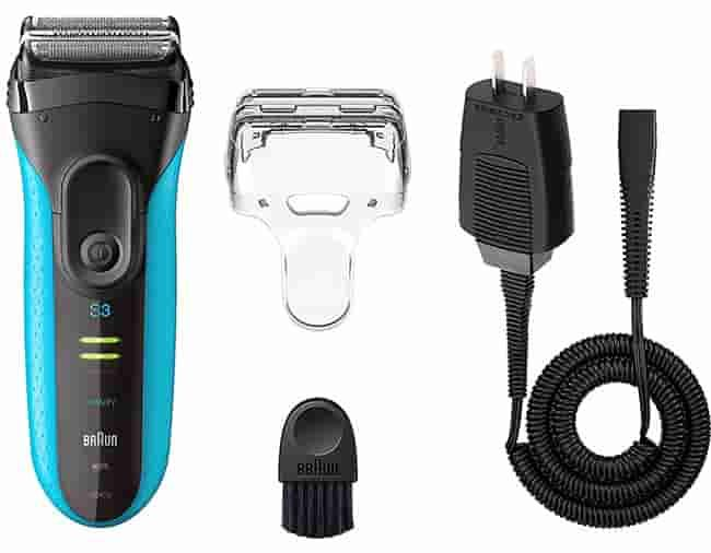 Braun Series 3 3040s Electric Shaver Review Wet And Dry Electric Razor Best Electric Shaver Braun Electric Shavers Best Electric Razor