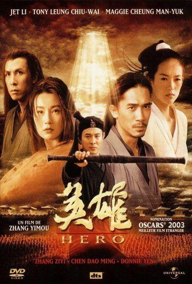 Hero (2002) Regarder Hero (2002) en ligne VF et VOSTFR. Synopsis: Il y a deux mille ans, la Chine était divisée en sept royaumes. Chacun d'eux combattait les a...