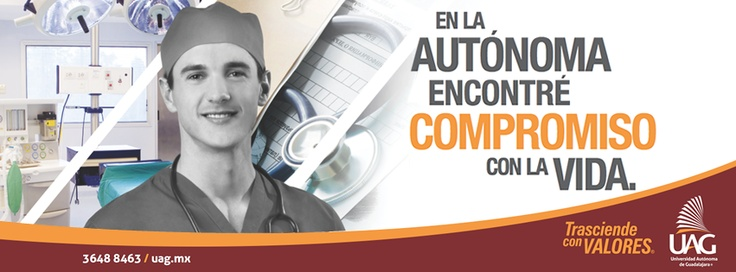 Médico, medicina UAG