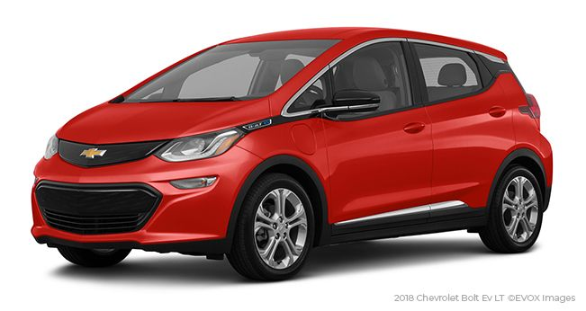 Chevrolet Bolt Ev Best Electric Car Electric Cars Electricity