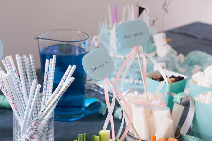 Guide til en Frost fødselsdagsfest