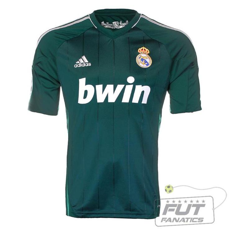 Nova Camisa do Real Madrid!