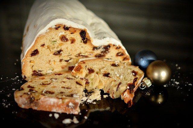 Original Dresdener Stollen - Christmas Cake Specialty