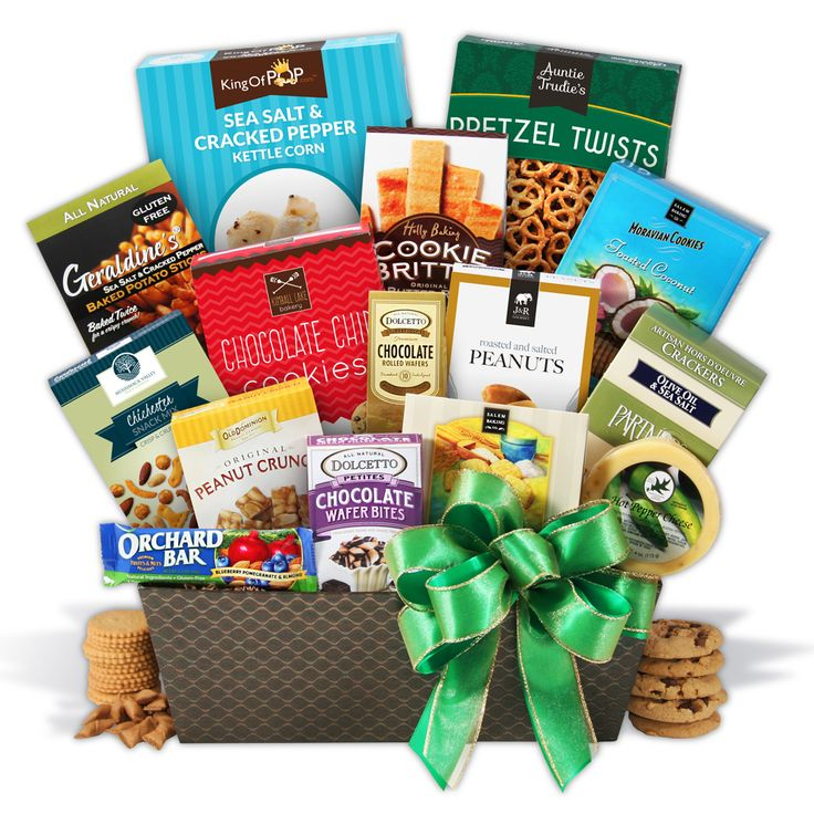 124 best care packages and gifts for every occasion images on this snack gift basket boasts gourmet foods like gourmet popcorn and virginia peanuts no one will be able to resist negle Image collections