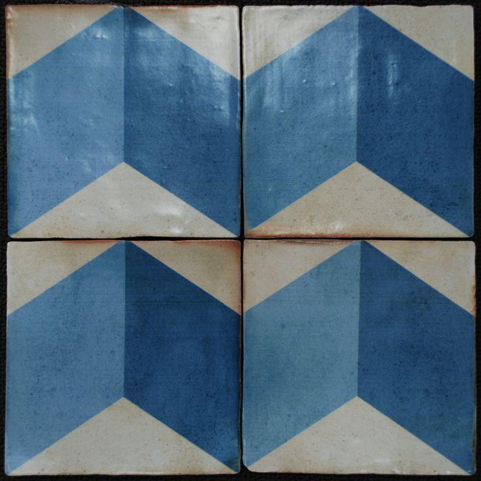 Ceramic Tiles - Quinta 150 x 150mm - 79718