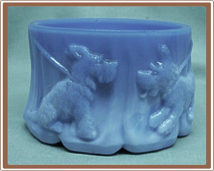 263 best slag glass and cloud glass images on pinterest - Imperial westies ...