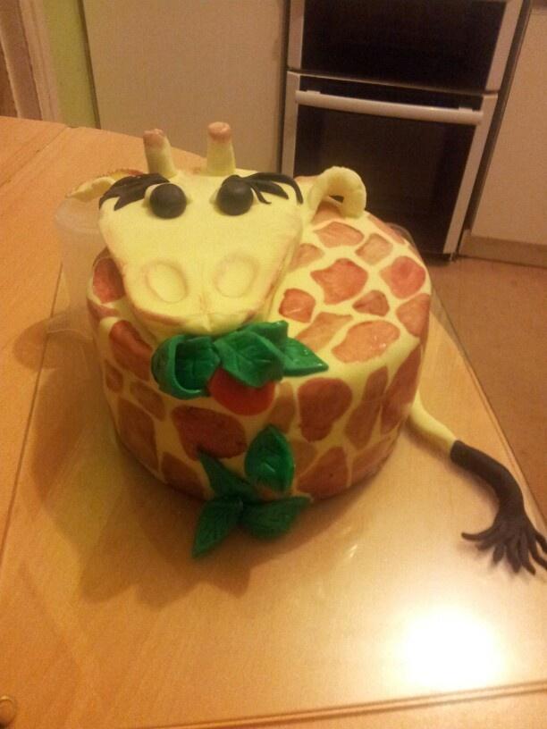 Friends 30th cake