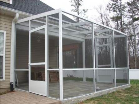 Patio Screen Enclosure Kits
