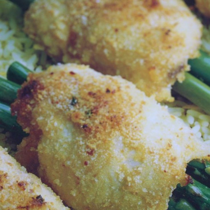 Chicken Breasts Stuffed with Asparagus Recipe | Just A Pinch Recipes