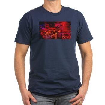 Sidewalk •Men's T-Shirt