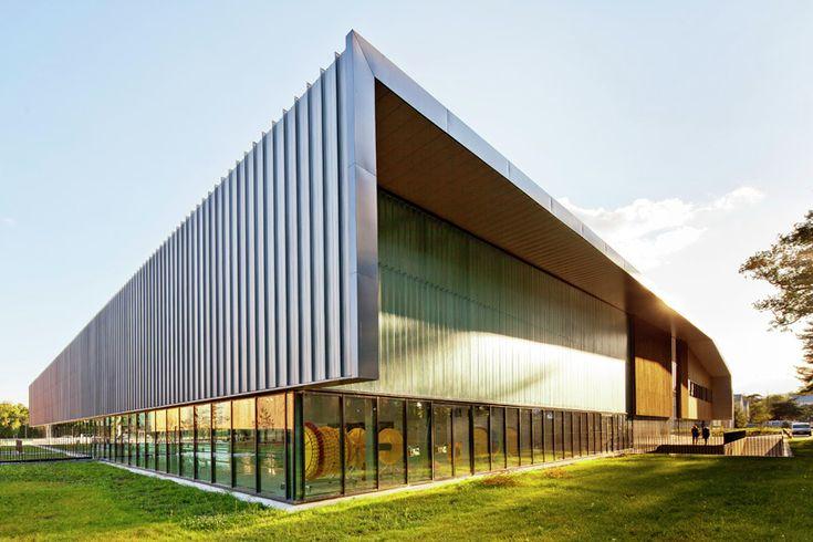 Galeria de Campus do Centro Nacional de Esportes de La Defense / Barthélémy & Griño - 16