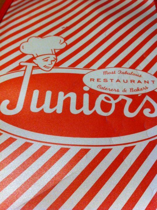 Junior's Restaurant em New York, NY