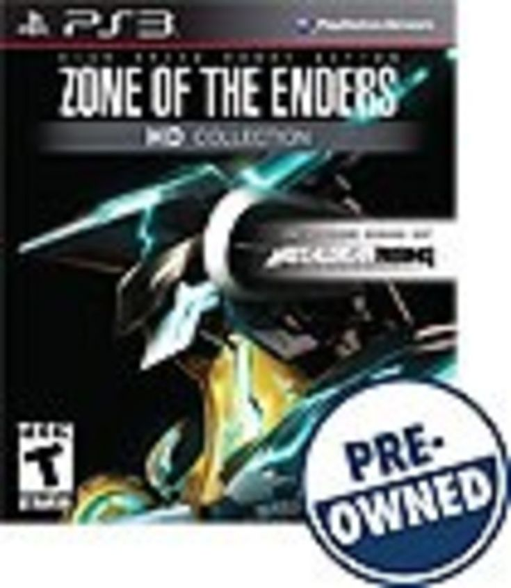 Zone of the Enders: HD Collection — PRE-Owned - PlayStation 3