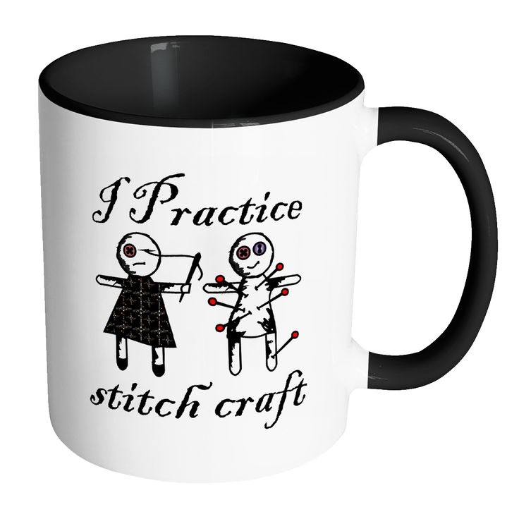 Stitch Craft Mug, sew, sewing ,sew fun, funny sewing, meme,