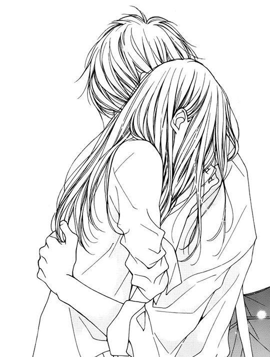 89 Anime Hug Tumblr Anime Boy And Girl Hugging Tumblr Tim Với