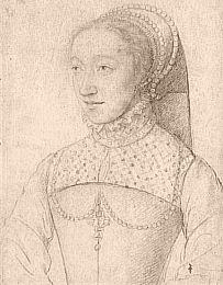 """Louise de Pisseleu (soeur d'Anne), épouse de Guy Chabot. - Le coup de Jarnac: L'entourage du dauphin et de Diane répand le bruit que Chabot doit son élégance aux faveurs inavouables qu'il prodigue à sa marâtre. Lorsque Chabot demande justice de cette calomnie, c'est François de Vivonne, srg de la Chataignerie, fidèle du clan de Diane et Henri, qui accepte de se battre en duel contre lui. Leur requête est soumise au roi, celui-ci soupçonnant une """"querelle de femmes jalouses"""", la leur refuse"""