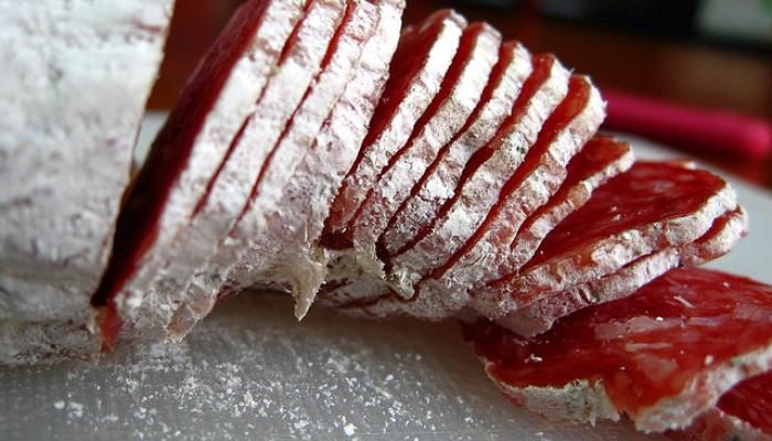 Saucisson of Pork Tenderloin
