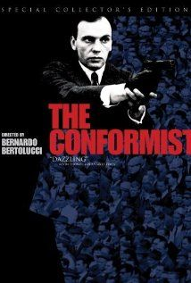 The Conformist - Every single frame of this film is art, which allows this film to communicate on so many levels. This is definitely a favorite, and a film that I will always look to for inspiration. The story ponders the question as to what events in our lives make us who we think we are, and do they even matter.