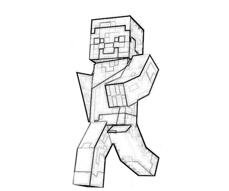 33 best Minecraft coloring images on Pinterest Coloring books - best of minecraft coloring pages chicken