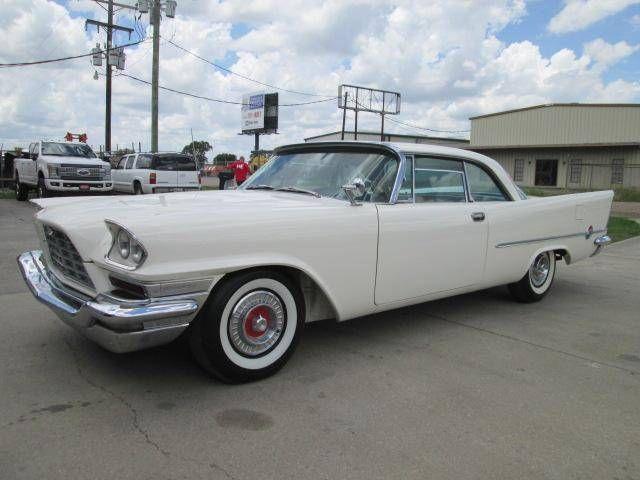 1957 Chrysler 300C Chrysler cars, Vintage cars, Chrysler