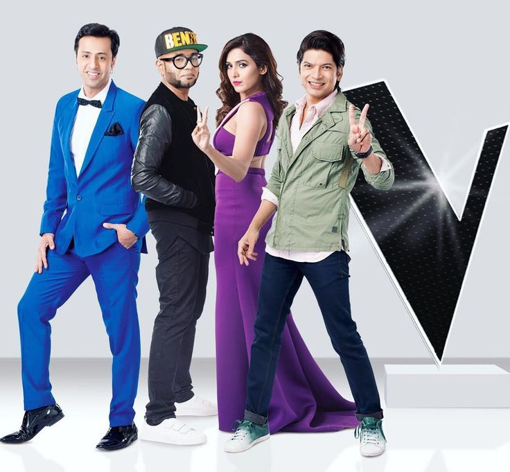 Get ready for The VOICE this weekend sat-sun 9 pm @andtvofficial @thevoice_india @endemolshineind @singer_shaan @salimmerchant @