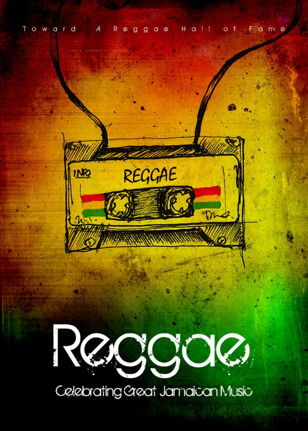 Reggae Music | Iran | International Reggae Poster Contest