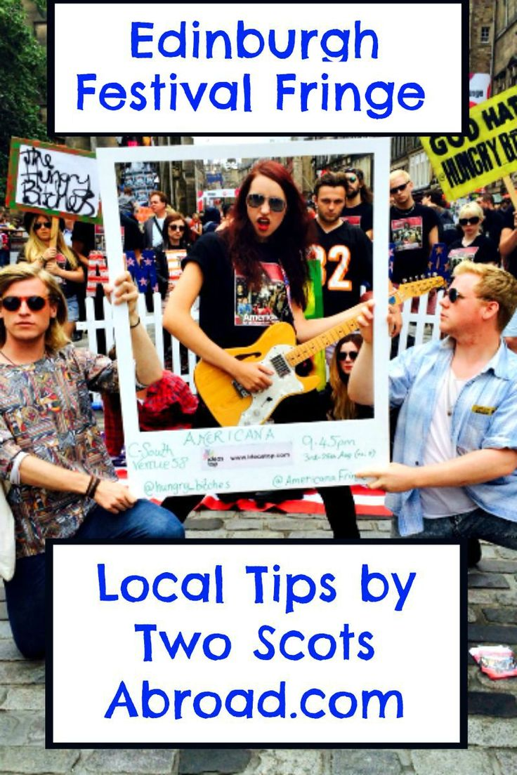 With over 3000 acts in 300 venues you need this article in your life for the Edinburgh Fringe Festival! Local tips to equip you for your best Fringe ever.