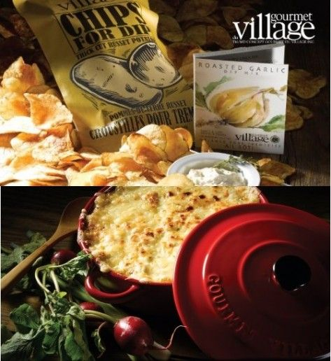 Gourmet du Village goodness!  #tryazon and #gourmetduvillage