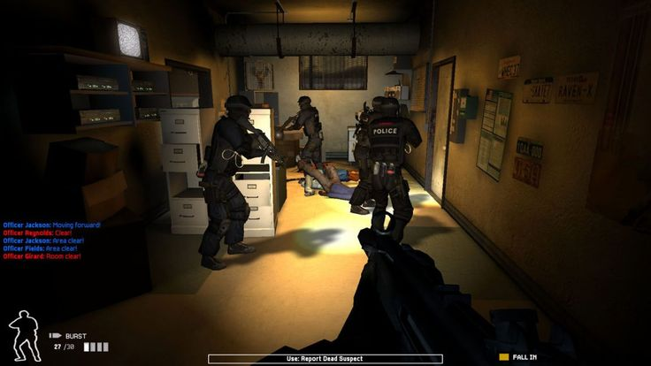 The legendary SWAT 4 has popped up on GOG, so you can stop searching through bargain bins for a disc copy