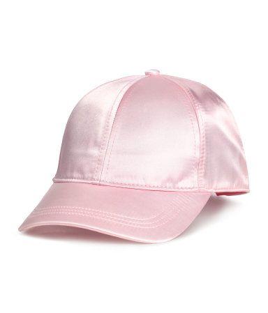 Saten Şapka | Açık pembe | Kadin | H&M TR