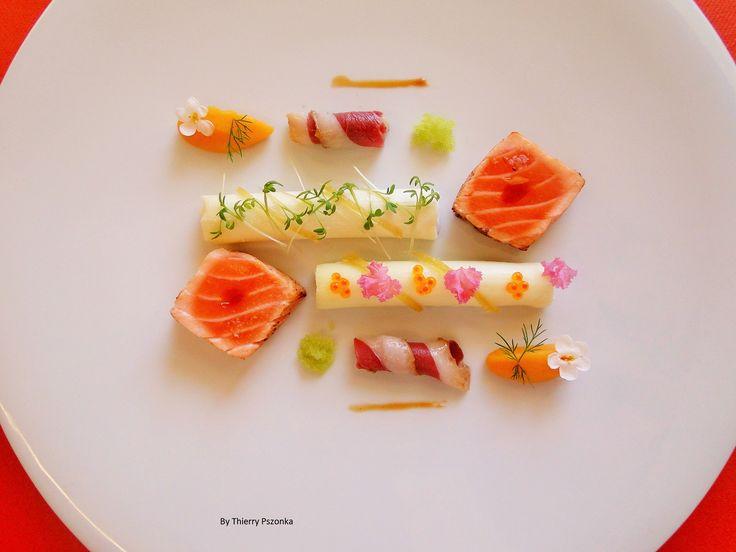 Menus du restaurant Les Sens à Puylaroque en midi pyrénées - Restaurant Les Sens à Puy Laroque dans le Tarn et Garonne