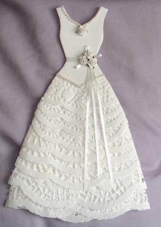 Paper Wedding Dress | Paper Dresses